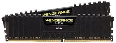 Memorii Corsair Vengeance LPX Black DDR4, 2x16GB, 3000 MHz, CL 16