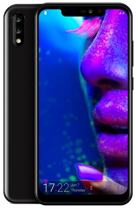 Smartphone Allview Soul X5 Pro, Procesor Octa-core, 2GHz, IPS LCD Capacitive touchscreen 6.2inch, 4GB RAM, 32GB FLASH, Camera Duala 16MP + 5MP, Wi-Fi, 4G, Dual Sim, Android (Negru)