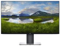 "Monitor IPS LED Dell 27"" U2719DC, 2560 x 1440, HDMI, DisplayPort, USB 3.0, Pivot, 5 ms (Negru/Argintiu)"