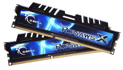 Memorie G.Skill Ripjaws X, DDR3, 2x8GB, 2133MHz (Albastru)