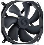 Ventilator SilentiumPC Sigma Pro 140, 140mm, 800 rpm (Negru)