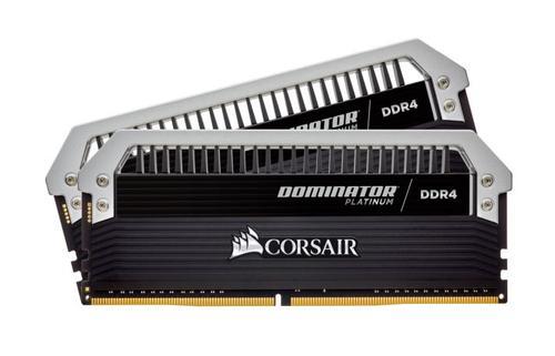 Memorie Corsair Dominator Platinum DDR4, 2x8GB, 3866MHz, CL18