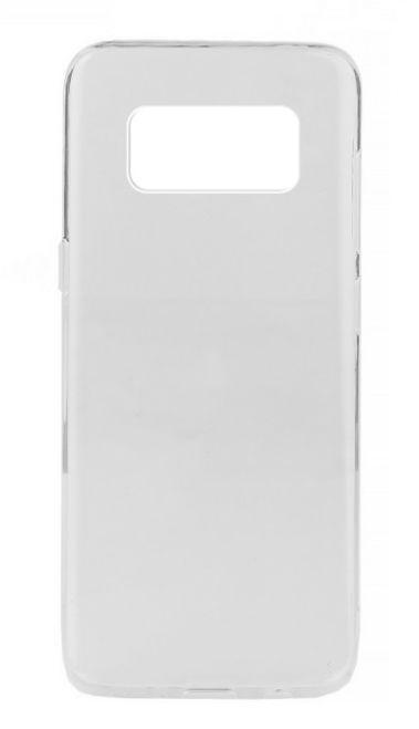 Protectie Spate Devia Shockproof DVSHKPFS8CL pentru Samsung Galaxy S8 G950 (Transparent)