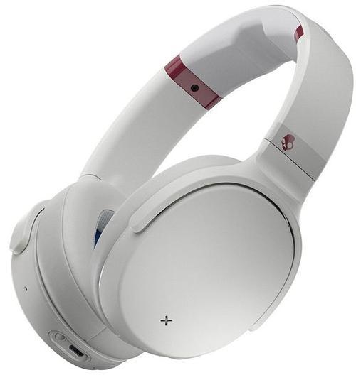 Casti Stereo Skullcandy Venue S6HCW-L568, Bluetooth, Noise Canceling (Gri/Rosu) imagine
