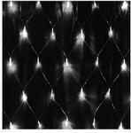 Instalatie LED Perdea Orion 2*3M/ BMCL-LNL2030C, 2 x 3 m, Leduri Albe (Alb/Transparent)