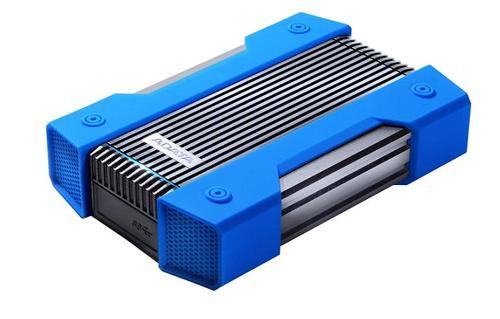 Nou! Hard Disk Extern A-DATA HD830, 5TB, USB 3.1 (Albastru)