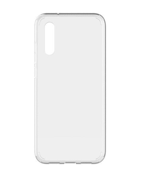 Protectie Spate Devia Shockproof DVDPRP20CL pentru Huawei P20 (Transparent)