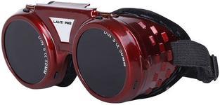 Ochelari de sudura Lahti Pro L1510200, lentile rabatabile