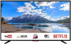 "Televizor LED Smart Sharp 139 cm (55"") LC-55UI7552E, Ultra HD 4K, Smart TV, WiFi, CI+"