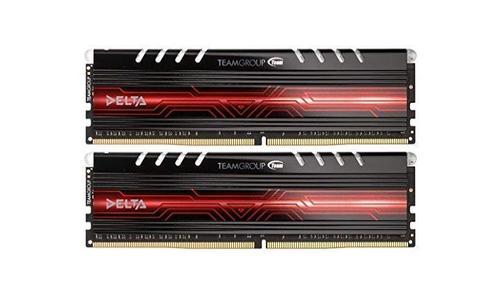 Memorii Team Group Delta DDR4, 2x16GB, 2400 MHz, CL 15