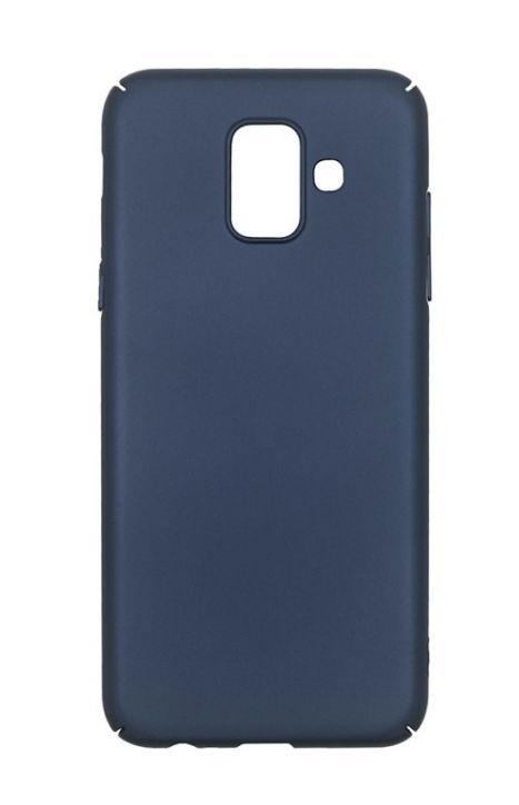 Protectie Spate Just Must Uvo JMUVOA600NV pentru Samsung Galaxy A6 2018 (Albastru)