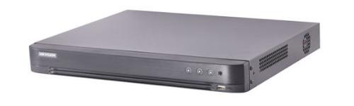 DVR Hikvision TurboHD DS-7208HQHI-K2, 8 canale TurboHD 1080p, Analog (Negru)