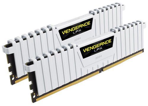 Corsair Vengeance LPX Series weiß, DDR4-3000, CL 15 - 32 GB Dual
