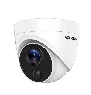 Camera de supraveghere video Hikvision Turbo HD PIR Dome DS- 2CE71D0T-PIRL (2.8mm), HD1080P, IR 20m, WDR, 2MP, CMOS