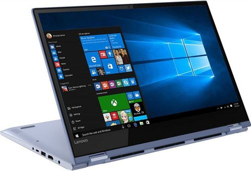 Laptop 2in1 Lenovo YOGA 530 (Procesor Intel® Core™ i7-8550U (8M Cache, up to 4.00 GHz), Kaby Lake R, 14inch FHD, Touch, 8GB, 512GB SSD, Intel® HD Graphics 620, FPR, Win10 Home, Albastru)
