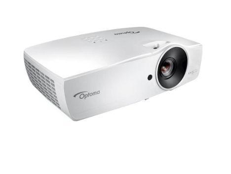 Videoproiector Optoma EH461, Full HD (1920 x 1080), Contrast 20000:1, 5000 lumeni (Alb)
