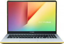 "Ultrabook Asus VivoBook S15 S530UA-BQ056 (Procesor Intel® Core™ i5-8250U (6M Cache, up to 3.40 GHz), 15.6"" FHD, 8GB, 256GB SSD, Intel® UHD Graphics 620, Endless OS, Argintiu-Galben)"