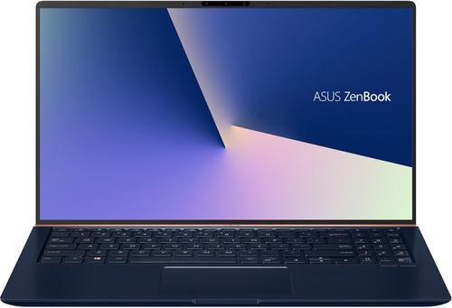 Ultrabook Asus ZenBook UX533FD-A8011T (Procesor Intel® Core™ i7-8565U (8M Cache, up to 4.60 GHz), 15.6inch FHD, 8GB, 256GB SSD, nVidia GeForce GTX 1050 @2GB, Win10 Home, Albastru)