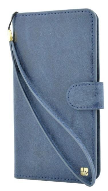 Husa Portofel Just Must Wallet Loha JMWLLHSNV, Universal (Albastru)
