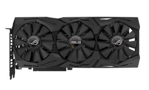 Placa video Asus ROG Strix GeForce RTX 2070 8G, 8GB, GDDR6, 256-bit