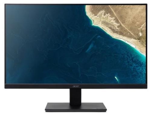 Monitor IPS LED Acer 23.8inch V247Ybi, Full HD (1920 x 1080), VGA, HDMI, Boxe, 75 Hz, 4 ms (Negru)
