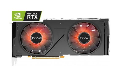Placa video Galax KFA2 GeForce RTX 2080 Ti Dual Black, 11GB, GDDR6, 352-bit