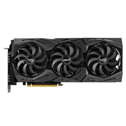 Placa video Asus GeForce RTX 2080 Ti ROG STRIX 11G, 11GB, GDDR6, 352-bit