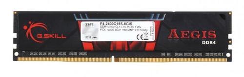 Memorii G.SKILL Aegis DDR4, 1x8GB, 2400 MHz, CL 15