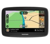 """Sistem de navigatie TomTom GO Basic 6, Ecran Tactil 6"""", 16GB Flash, Actualizari pe viata a hartilor, Harta Full Europa"""