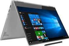 "Laptop 2in1 Lenovo Yoga 730 (Procesor Intel® Core™ i7-8550U (8M Cache, up to 4.00 GHz), 15.6"" FHD, Touch, 16GB, 1TB SSD, nVidia GeForce GTX 1050 @4GB, FPR, Win10 Home, Argintiu)"