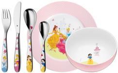 Set servire masa copii WMF Princess, 6 piese (Multicolor)