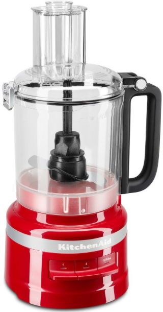 Robot bucatarie KitchenAid 5KFP0919EER, 2.1l, 240W (Empire Red)