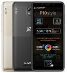 "Smartphone Allview P10 Style, Procesor Quad-core, 1.5GHz, LCD Capacitive touchscreen 5.34"", 1GB RAM, 8GB FLASH, Camera 8MP, Wi-Fi, 4G, Dual Sim, Android (Auriu)"