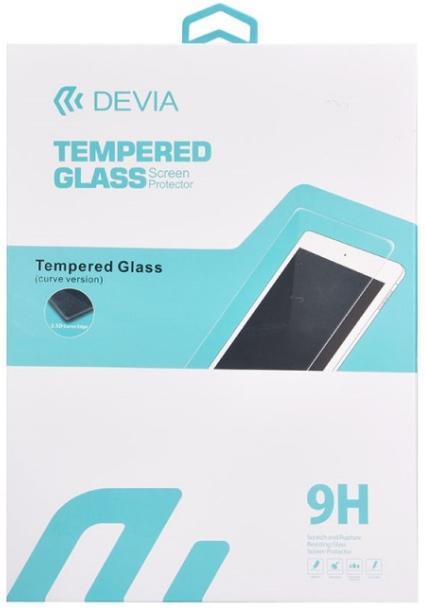 Folie Protectie Sticla Temperata Devia DVFOLIPRO105TG pentru iPad Pro 10.5inch (Transparent)