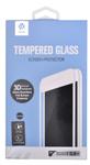 Folie Protectie Sticla Temperata Devia 3D DV3DEDGG955BK pentru Samsung Galaxy S8 Plus G955 (Transparent/Negru)