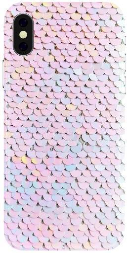 Protectie Spate Benjamins Glitter pentru Apple iPhone XR (Multicolor)