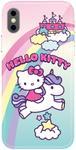 Protectie Spate Hello Kitty Fantasy pentru Apple iPhone XR (Multicolor)