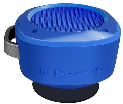 Boxa Portabila Divoom Airbeat-10, Bluetooth, 4W, cu sistem de prindere pentru biciclete si ventuza pentru parbriz, rezistenta la ploaie (Albastru)