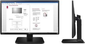 "Monitor IPS LED LG 23.8"" 24BK450H-B, Full HD (1920 x 1080), VGA, DVI, HDMI, Pivot (Negru)"
