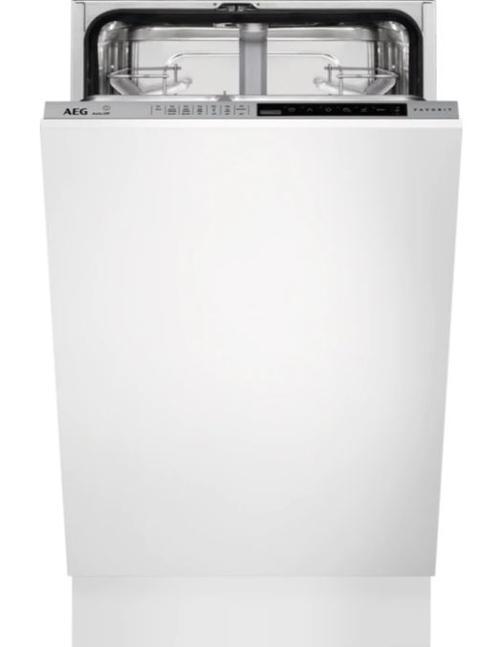 Masina de spalat vase AEG FSE83400P, 9 seturi, 7 programe, Clasa A+++