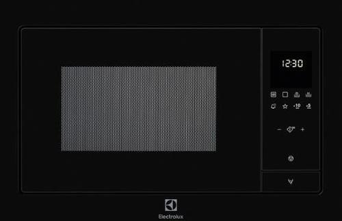 Cuptor cu microunde incorporabil Electrolux EMT25207OB, 900W, 23L, Grill (Negru)