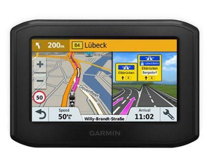 Sistem de navigatie GPS Garmin Zūmo 346LMT-S, Ecran tactil de 4.3inch(Negru)