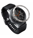 Rama Ornamentala Inox Ringke 8809628568334 pentru Samsung Galaxy Watch 46mm / Galaxy Gear S3 (Argintiu)
