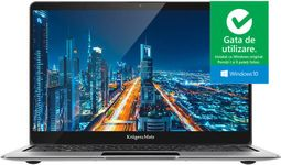 "Ultrabook Kruger&Matz Explore 1405 (Procesor Intel® Celeron® N3450 (2M Cache, up to 2.20 GHz), Apollo Lake, 14.1"" FHD, 4GB, 32GB eMMC, Intel® HD Graphics 500, Win10 Home, Gri)"