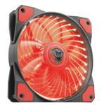 Ventilator Trust GXT 762R LED, 120 mm (Rosu)