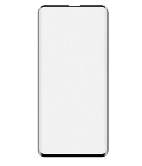 Folie Protectie Sticla Lemontti Full Fit pentru Samsung Galaxy S10E (Negru) imagine evomag.ro 2021