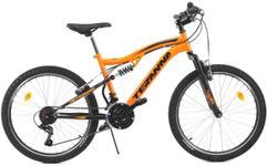 Bicicleta Copii DHS Teranna 2445 (Portocaliu)