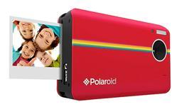 Aparat foto digital Polaroid Z2300W, 10MP, Printare Termica, Filmare HD Zoom digital 6x (Rosu)