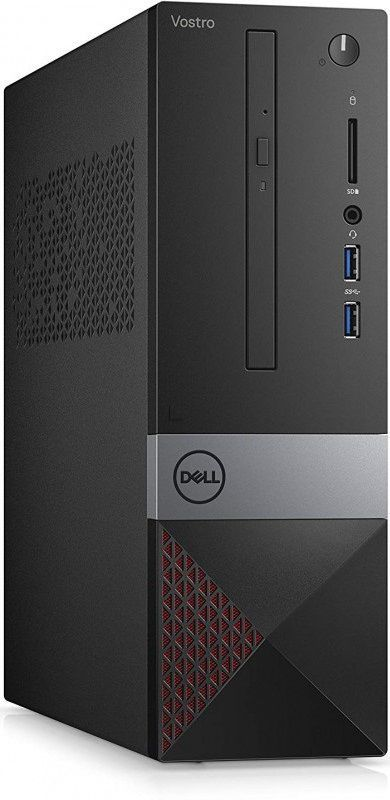 Calculator Sistem PC Dell Vostro 3470 SFF (Procesor Intel® Core™ i5-8400 (9M Cache, 4.00 GHz), Coffee Lake, 8GB, 1TB HDD @7200RPM, Intel® UHD Graphics 630, Linux)