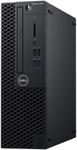 Calculator Sistem PC Dell OptiPlex 3060 SFF (Procesor Intel® Core™ i3-8100 (6M Cache, 3.60 GHz), Coffee Lake, 4GB, 128GB SSD, Intel® UHD Graphics 630, Linux)